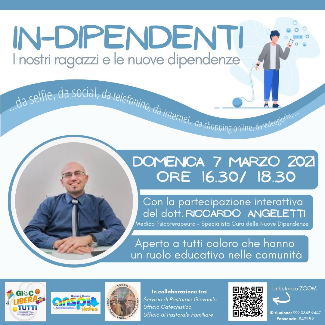 Eventi psicologia Perugia